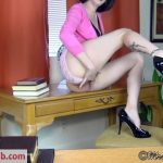 Mrs Mischief in Gradeschool Masturbation Fantasy