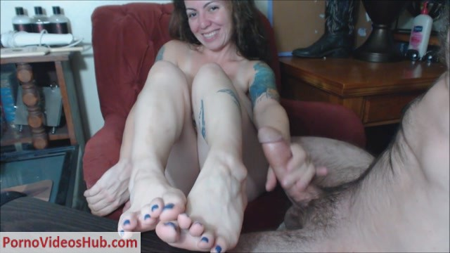 Watch Online Porn – Nikki Sequoia in Cum on my Purple Toes (MP4, FullHD, 1920×1080)