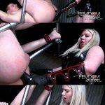 FemdomEmpire presents Lexi Sindel in Big Black Cock