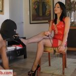 Young Goddess Kim – The Strict and Supreme Stiletto Service