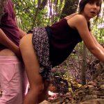 ManyVids presents lillie8stephen – Outdoor sex and public cum walk