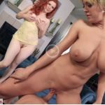 ManyVids presents Lady Fyre in Mom Made Me Impregnate Aunt Dee (Premium user request)