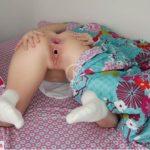 ManyVids presents Mylene in CUSTOM: Morning farts w  booty spreading – 26.08.2018 (Premium user request)
