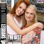 Mature.nl presents Candy Red (19), Lily May (EU) (49) in 2 old and young lesbians playing with eachother – 31.08.2018