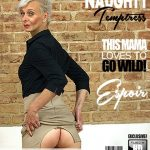 Mature.nl presents Espoir (43) in naughty temptress playing with herself – 03.09.2018