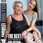 Mature.nl presents Gasha (43), Molly (23) in This hot babe tries to seduce her mature girlfriend how far would she go – 15.09.2018