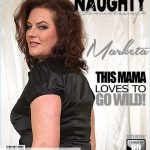 Mature.nl presents Marketa M. (43) in naughty housewife Marketa fingering herself – 10.09.2018