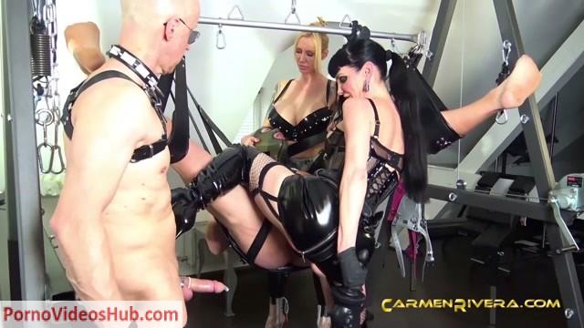 """Watch Online Porn – CarmenRivera presents Carmen Rivera, Mister P., Chris """"Schock"""" Cock, Queen Jennifer Carter in Verarscht: Chapter Two – 07.09.2018 (MP4, HD, 1280×720)"""