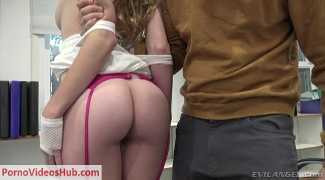Watch Online Porn – EvilAngel presents Ashley Lane in Squirting Redhead Ashleys Office Fuck (MP4, SD, 720×400)