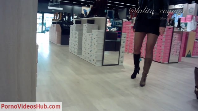 Watch Online Porn – ManyVids presents lolita_coquine in Try on boots in miniskirt without pantie (Premium user request) (MP4, FullHD, 1920×1080)