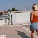 MyDirtyHobby presents LilliVanilli – Das Parkdeck einer oeffentlichen Mall