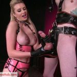 FemdomEmpire presents Gigi Allens in Cock Lockdown