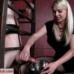 FemdomEmpire presents Lexi Sindel in Caged Cum Extraction