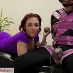Pantyhose Therapy presents Christina QCCP in Massive Forced Chastiruin