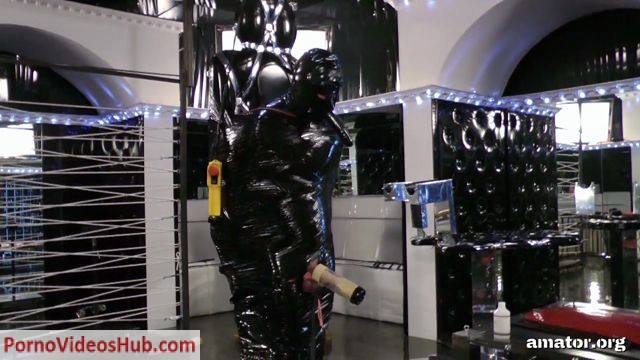 Watch Online Porn – Rubber Empire  My Rubber Toy Part 1. Starring Lady Ashley CBT (MP4, HD, 1280×720)