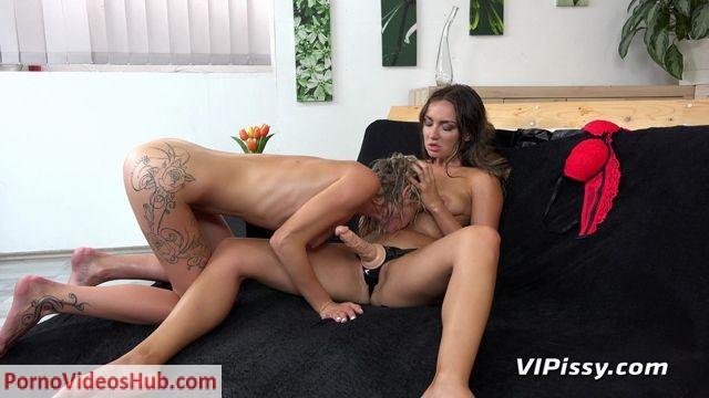 Watch Online Porn – VIPissy presents Puppy, Claudia Macc in Strap On Spa – 03.09.2018 (MP4, FullHD, 1920×1080)