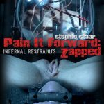 InfernalRestraints presents Stephie Staar, London River in Pain it Forward: Zapped – 14.09.2018