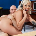 Brazzers – BigTitsAtWork presents Madelyn Monroe in Call Center Cock – 05.09.2018