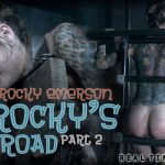 RealTimeBondage presents Rocky Emerson in Rockys Road Part 2