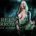 Vrcosplayx presents Victoria Summers in Green Arrow A XXX Parody