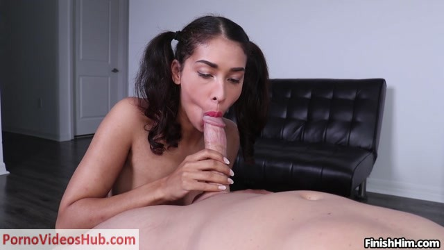 Watch Online Porn – FinishHim presents Kitty Catherine The Ultimate Blowjob (MP4, FullHD, 1920×1080)