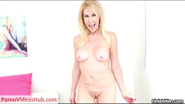 Watch Free Porno Online – FinishHim presents MILF Erica Lauren POV (MP4, FullHD, 1920×1080)