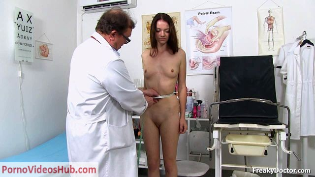 Watch Online Porn – FreakyDoctor presents Atena in 18 years girls gyno exam (WMV, HD, 1280×720)