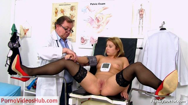 Watch Online Porn – FreakyDoctor presents Katya in 19 years girls gyno exam (WMV, HD, 1280×720)