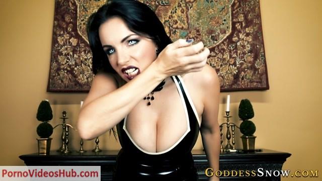 Watch Online Porn – Goddess Alexandra Snow – Demonic Devouring (MP4, HD, 1280×720)