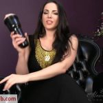 Goddess Alexandra Snow – Hands Free Fleshlight Fuck