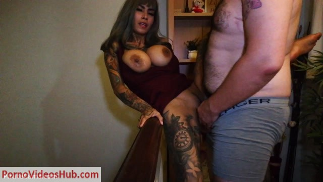 Watch Online Porn – ManyVids Webcams Video presents Girl InkedMonster in Asian Bombshell Bent Over and Railed (MP4, FullHD, 1920×1080)