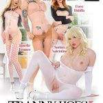 Goodfellas Productions presents Lena Kelly, Janelle Fennec, CoCo Dahlia & Sarina Valentina in Tranny Hoes In Panty Hose 5