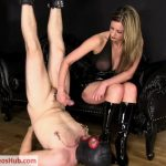 Clips4Sale presents Mistress Nikki Whiplash in Spunk Shower