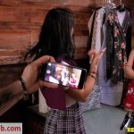 RealityKings – TeensLoveHugeCocks presents Gina Valentina in Public Meltdown – 24.10.2018