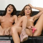 Spizoo presents Lexi Foxy & Sadie Holmes in Sadie And Lexi Jerk Off Instructions