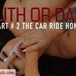 ManyVids presents Korina Kova – Truth or Dare Pt.2: The car ride home (Premium user request)