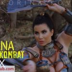 ManyVids presents Korina Kova in Kitana: Mortal Kombat XXX (Premium user request)