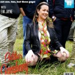 Mature.nl presents Eva Jayne EU 45 – Horny British housewife has an outdoor gangbang and gets fucked in both holes – 03.11.2018