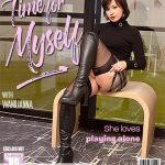 Mature.nl presents Wanilianna (42) Time for Myself, She Loves Playing alone – 15.11.2018