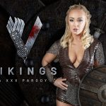 Vrcosplayx presents Amber Deen in Vikings A XXX Parody – 23.11.2018