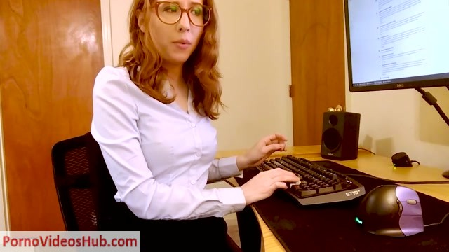 Watch Online Porn – Charlotte Hazey – Librarian Catches You With Ass Porn (MP4, HD, 1280×720)