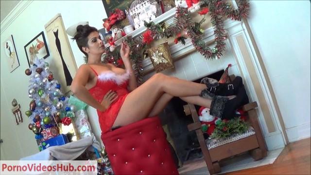 Watch Online Porn – Goddess Brandon 12 tasks of Intoxxxmas Christmas (MP4, FullHD, 1920×1080)