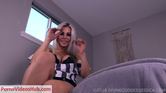 Watch Online Porn – Goddess Jessica in C@shmeet Mindfuck – 08.11.2018 (Premium user request) (MP4, FullHD, 1920×1080)