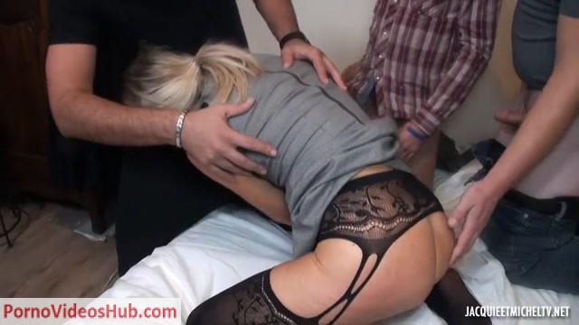 Watch Online Porn – Jacquieetmicheltv presents La tentation du hard pour Jenny, 45ans – 20.11.2018 (MP4, SD, 854×480)