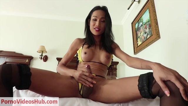 Watch Online Porn – Ladyboygold presents Natty 2 Yellow Bikini And Gaped For Sperm – 06.11.2018 (MP4, HD, 1280×720)