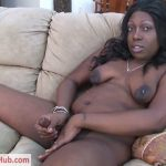 Black-TGirls presents Mocha in Mocha Lactates And Strokes!