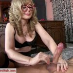 FemdomEmpire presents Nina Hartley in Plaything Cock Jerk
