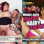 Mature.nl presents Middle-Aged Sluts Hairy Twats