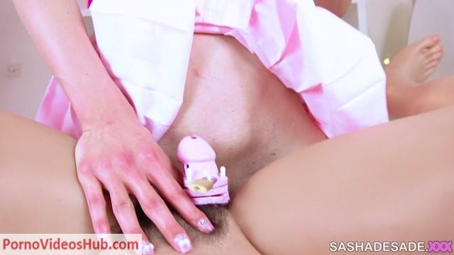 Watch Online Porn – SashaDeSade.xxx presents Sasha de Sade in TS Homework 2 Fuck Daddys Ass – 21.11.2018 (MP4, HD, 1280×720)