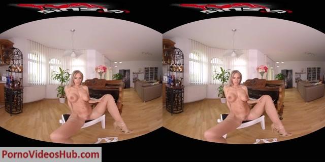 Watch Online Porn – SinsVR presents Natalie Cherie In Boobs – Busty Solo Striptease Oculus (MP4, UltraHD/4K, 5400×2700)